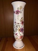 Zsolnay pillangós váza 27 cm