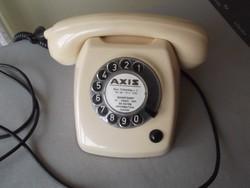 Retro tárcsás telefonkészülék eladó!