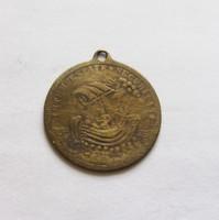 Szent György bronz medál.