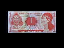 UNC - 1 LEMPIRAS - HONDURAS - 2000