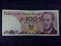 Lengyel 100 zloty 1986 (id5375)