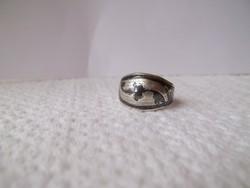 Niellos ezüst gyűrű