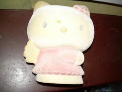Hello Kitty kerámia cica régi! hiányos spórkassza