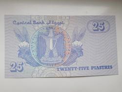 Egyiptom 25 piasters 2008 UNC