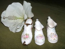Porcelán   cipőcskék