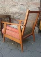 70'-as évek eleje skandináv stílusú retro fotel szék 2 db. felujitásra kreativ célra