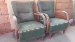 Antik karos fotelek eladók
