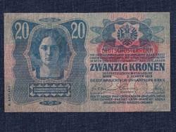 Osztrák-magyar 20 korona 1913 (id7783)