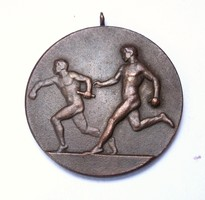 Régi sport érem V.L.E 1929