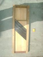 Káposzta vagy tök gyalu, reszelő - 82 x 27 cm