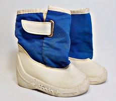 Sabaria Siesta régi gumi csizma, baba cipő