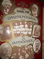 Gundel Imre: Gasztronómiáról és Gundelekről