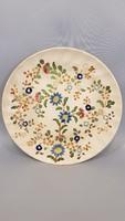 Antik Zsolnay kis tányér