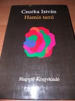 Csurka István :Hamis tanú 1983.500.-Ft