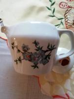 Kisebb méretű Seherezádé Hollóházi nefelejcs mintás kávé kiöntő