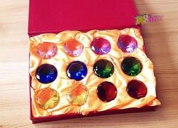 Briliáns üvegkristály kollekció selyem bélésű díszcsomagolásban. A legszebb ajándék!