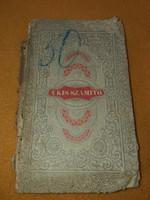 Nagy Károly: A kis számító 1837.10000.-Ft