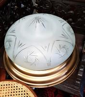 Restaurált mennyezeti lámpa
