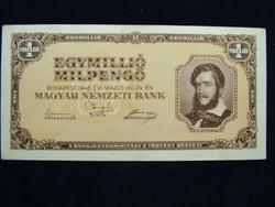 Egymillió Milpengő 1946 hajtatlan