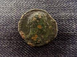 Marcus Aurelius Dupondius 174 IMP VI COS III SC/id 8583/