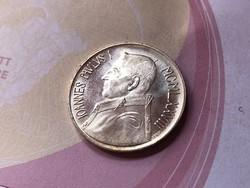 1978 vatikáni ezüst 1000 líra 14,6 gramm 0,835 R