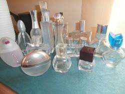 Parfümös üvegek gyűjtőknek