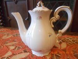Zsolnay barokk kávé kiöntő