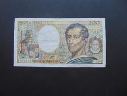 200 frank 1992 Franciaország