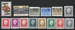 Nederland 9 postatiszta