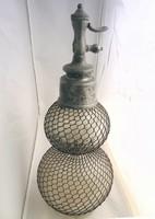 Antik szódásüveg szifon Circa 1890