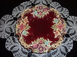 Eichwald majolika süteményes tányér (02)