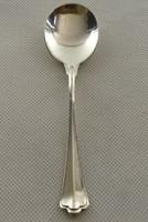 0W444 Régi ezüst kávéskanál mokkáskanál 26 g