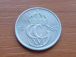 SVÉD 50 ŐRE 1980
