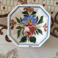 Apátfalvi , Bélapátfalvi népi festett kocka tányér