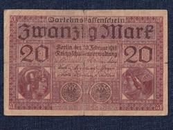 20 márka 1918/id 1836/