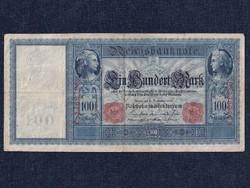 Német 100 márka 1909/id 6357/