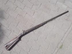 Csappantyús puska spanyol szerkezettel 2