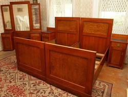 Hálószoba garnitúra az 1920-as évek első feléből