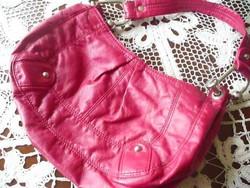 NEXT piros női táska