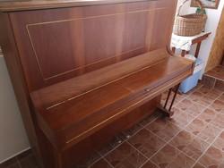 Pianínó, pàncéltőkés