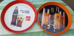 Coca cola tálca