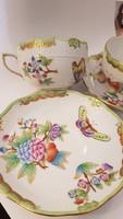 Herendi Viktoria mintás teás csészék