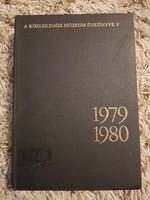 A közlekedési múzeum évkönyve V 1979 1980