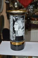Szászendre porcelán váza