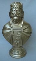 Szent István Gipsz szobor