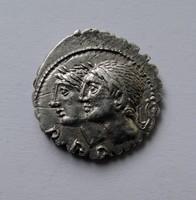 C. Sulpicius C.f. Galba. Verdefényes!