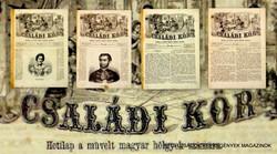 1863 május 10  /  Családi Kör   /  ANTIK, RÉGI EREDETI ÚJSÁG RITKASÁG! Szs.:  10467