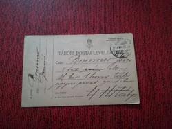 1917-es Tábori posta 414-es Tábor