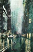 Esős este // Rainy Evening