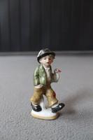 Fasold & Stauch sorszámozott porcelán figura
